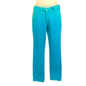 DEAD SEXY Women's Turquoise Skinny Jeans Size 27